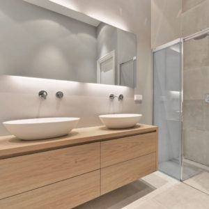 Badkamer in Alkmaar