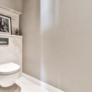 Toilet in Almere
