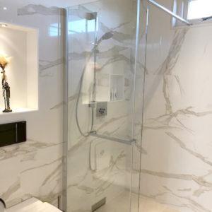 Badkamer in Almere