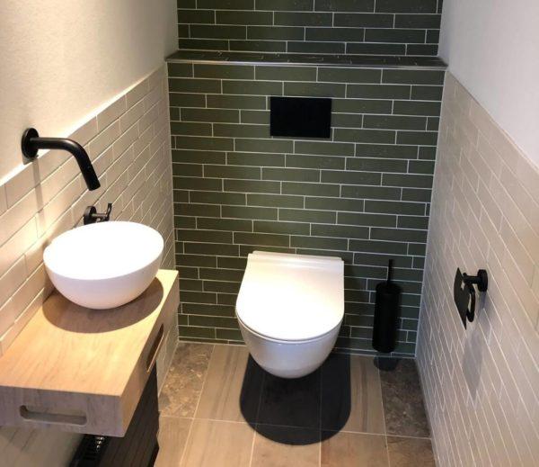 Toilet in Naarden