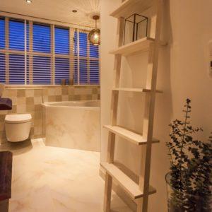 Badkamer in Lelystad